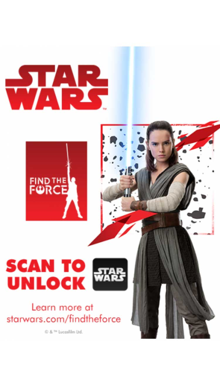 Find-The-Force-Marker