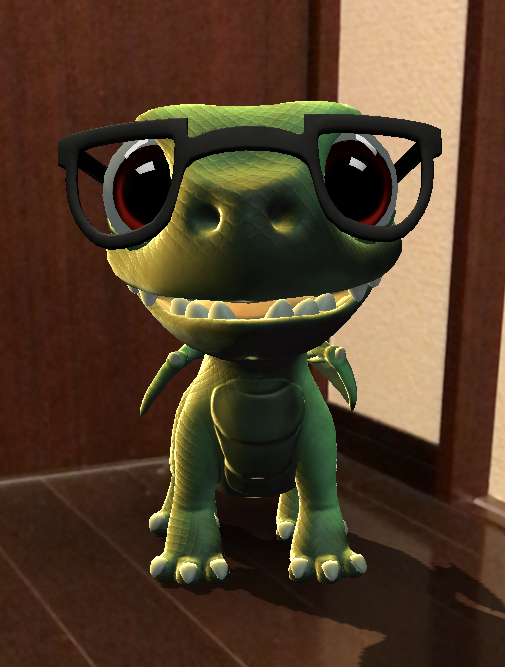 AR Dragon4歳